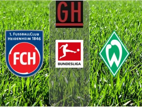 FC Heidenheim vs Werder Bremen - Watch goals and highlights football BundesLiga 2019-2020