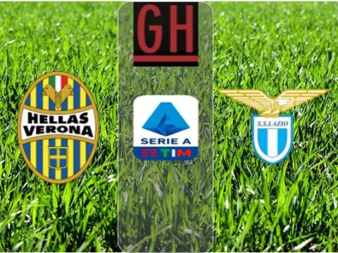 Hellas Verona vs Lazio - Watch goals and highlights football Serie A 2019-2020