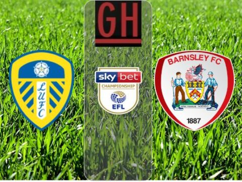 Leeds 1-0 Barnsley - Watch goals and highlights football Championship 2019-2020