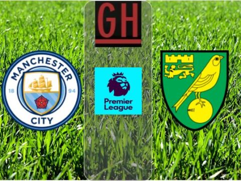 Manchester City vs Norwich - Watch goals and highlights football Premier League 2019-2020