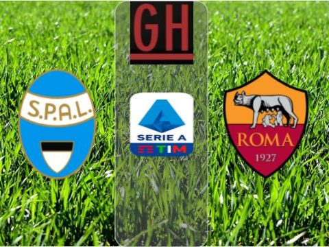 Spal 1-6 Roma - Watch goals and highlights football Serie A 2019-2020