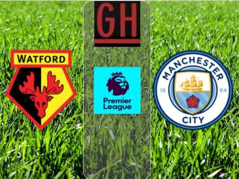 Watford 0-4 Manchester City - Watch goals and highlights football Premier League 2019-2020