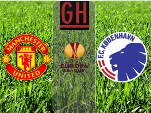 Manchester United vs Copenhagen - Watch goals and highlights football UEFA Europa League 2019-2020