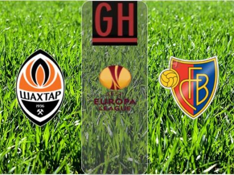 Shakhtar Donetsk vs Basel - Watch goals and highlights football UEFA Europa League 2019-2020