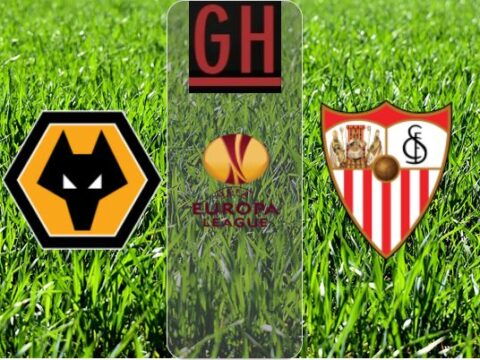 Wolverhampton vs Sevilla - Watch goals and highlights football UEFA Europa League 2019-2020