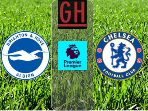 Brighton vs Chelsea - Watch goals and highlights football Premier League 2020-2021
