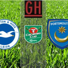 Brighton vs Portsmouth - Watch goals and highlights football EFL Carabao Cup 2020-2021