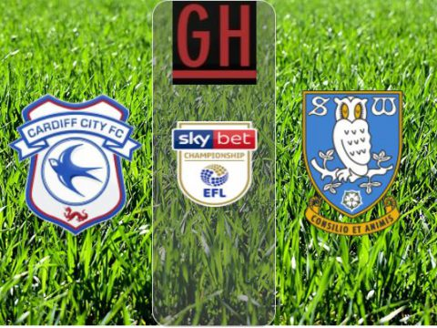 Cardiff vs Sheffield Wednesday - Watch goals and highlights football EFL Championship 2020-2021