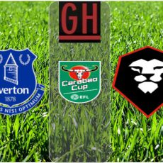 Everton vs Salford City - Watch goals and highlights football EFL Carabao Cup 2020-2021