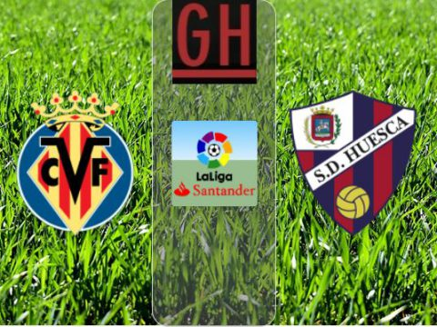 Villarreal vs Huesca - Watch goals and highlights football LaLiga Santander 2020-2021