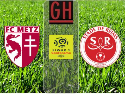 Watch Metz vs Reims - Ligue 1 Conforama 2020-2021