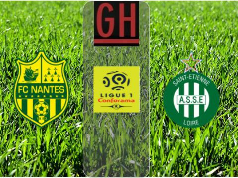 Watch Nantes vs Saint-Etienne - Ligue 1 Conforama 2020-2021