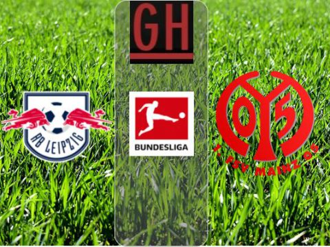 Watch RB Leipzig vs Mainz - Bundesliga 2020-2021