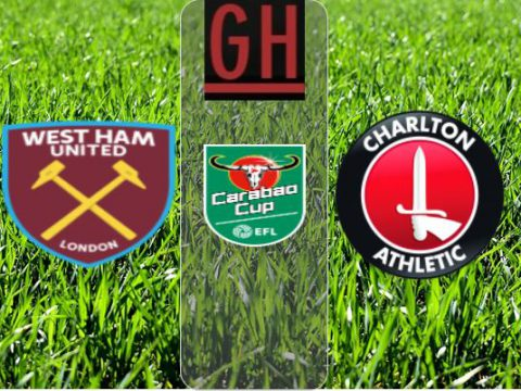 West Ham vs Charlton – Watch goals and highlights football EFL Carabao Cup 2020-2021