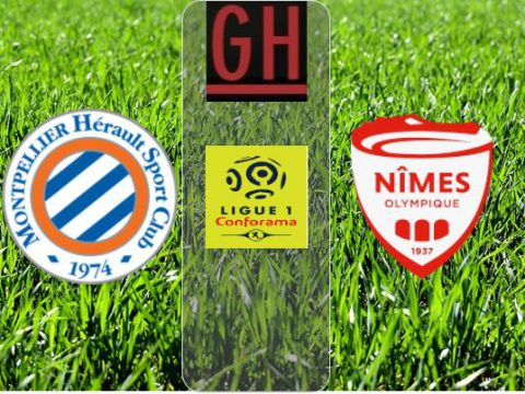 Watch Montpellier vs Nimes - Ligue 1 Conforama 2020-2021, football highlights